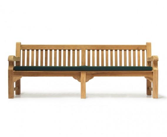 Awe Inspiring Balmoral Park Bench 8Ft Teak Street Bench 2 4M Lindsey Customarchery Wood Chair Design Ideas Customarcherynet