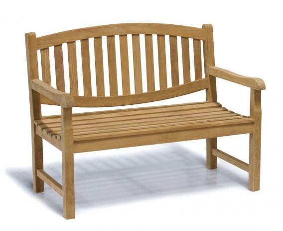 lt143_ascot_bench_120_lgjpg ascot teak 2 seater garden bench small garden - Small Garden Bench
