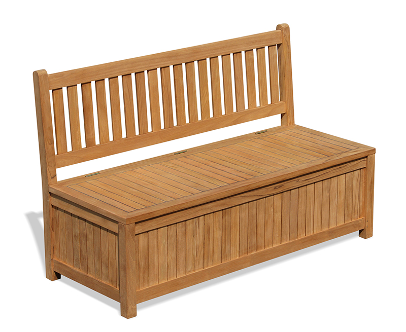 Ordinaire ... Teak Outdoor Storage Bench. Image008 ...
