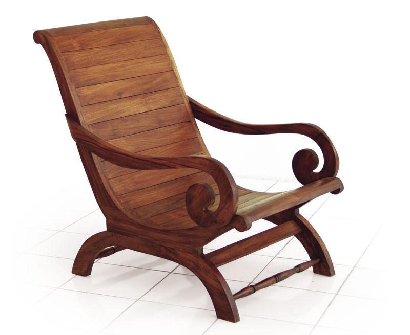 Capri Teak Plantation Chair Reclaimed Teak Lindsey Teak