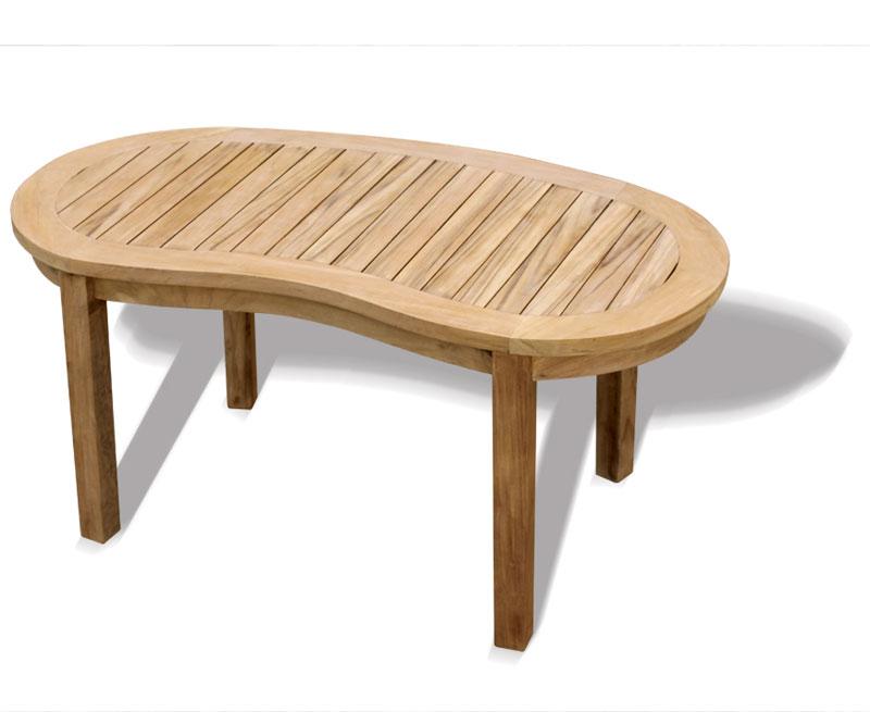 Deluxe Teak Banana Ft Coffee Table Lindsey Teak - 4ft coffee table