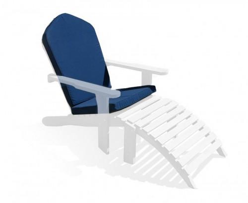 Navy Blue Adirondack Chair Cushion