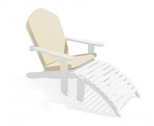 Natural Adirondack Chair Cushion