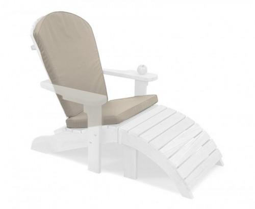 Taupe Adirondack Bear Chair Cushion