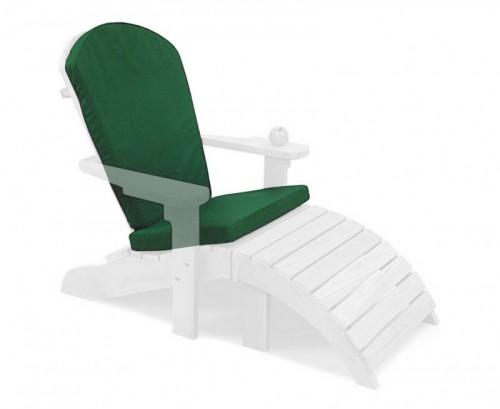 Forest Green Adirondack Chair Cushion