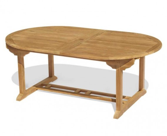 Bali 10 seater teak extending dining table and reclining for 10 seater dining table
