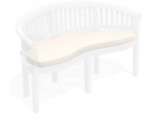 Natural Banana Bench Cushion