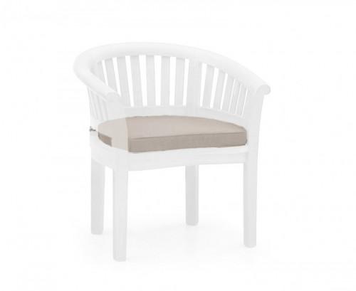 Taupe Banana Chair Cushion