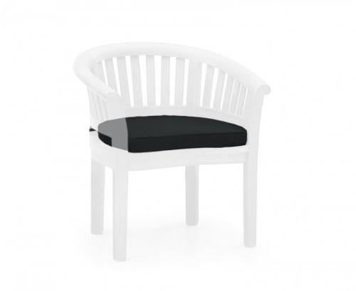 Black Banana Chair Cushion