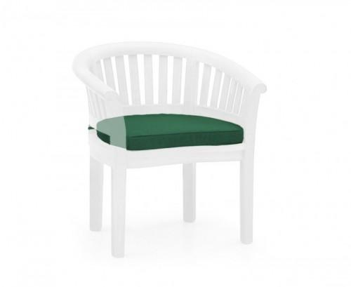 Forest Green Banana Chair Cushion