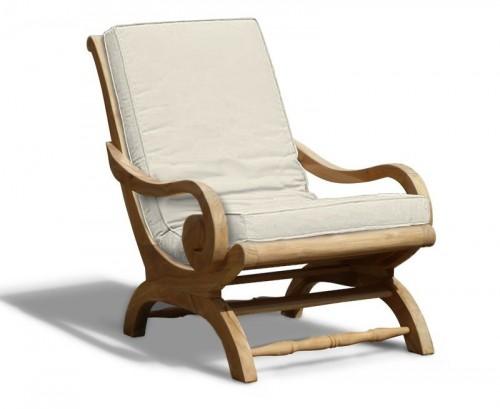 Natural Capri Planters Chair Cushion