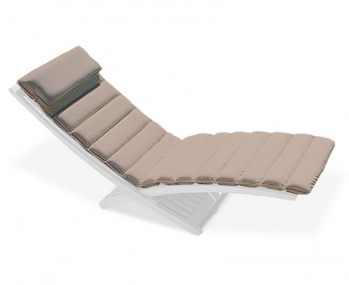 Taupe Chelsea Lounger Cushion