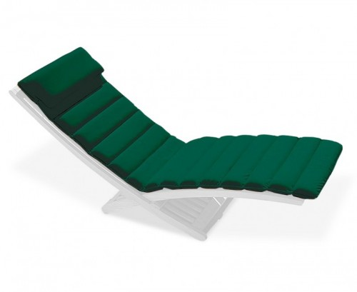 Forest Green Chelsea Lounger Cushion