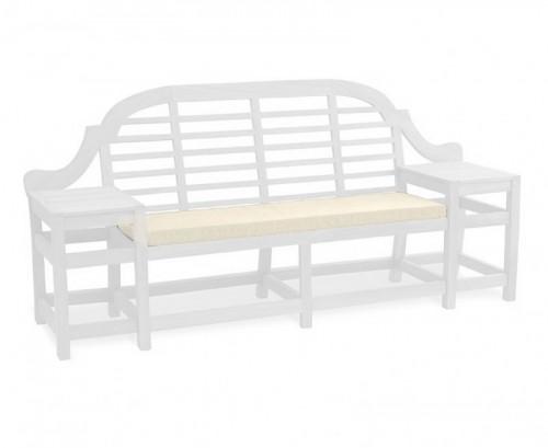 Natural Cheltenham 3-Seater Bench Cushion