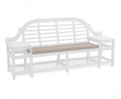 Taupe Cheltenham 3-Seater Bench Cushion