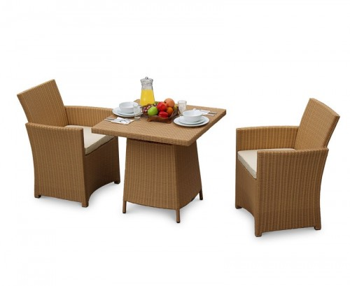 Eclipse 2-Seater Rattan Dining Set