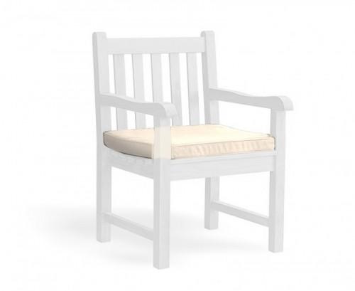 Natural Garden Armchair Cushion