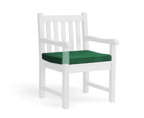 Forest Green Garden Armchair Cushion
