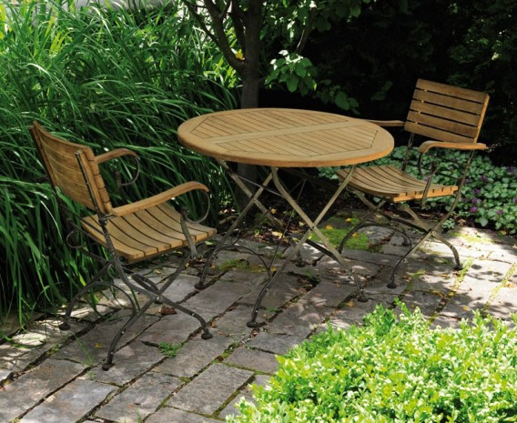 ... Garden Bistro Table And 2 Chairs Outdoor Patio  ...