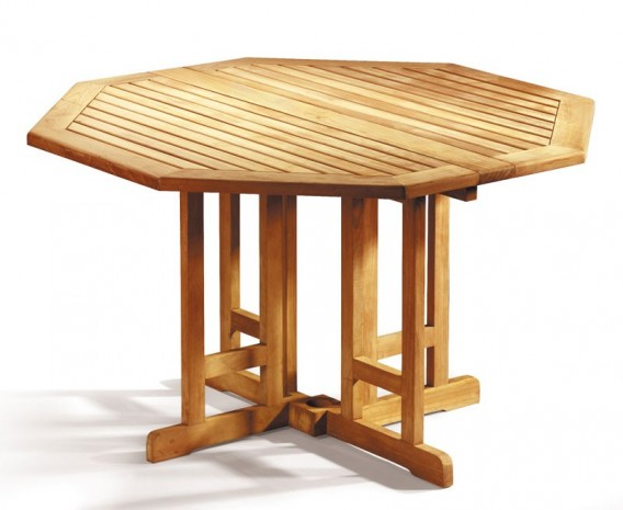 Rimini Garden Octagonal Gateleg Table