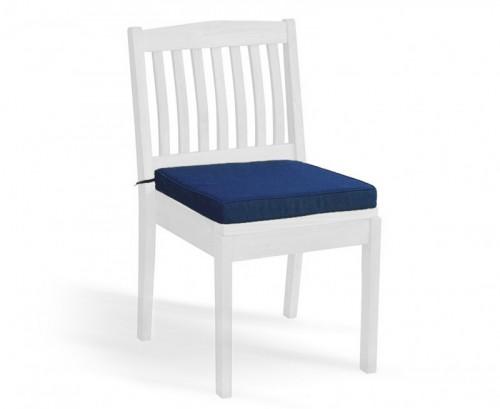Navy Blue Hilgrove Stackable Chair Cushion