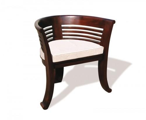 Natural Kensington Indoor Chair Cushion