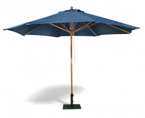 Navy Blue 3.5m Octagonal Parasol