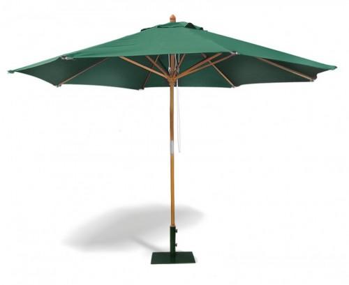 Green 3.5m Octagonal Parasol