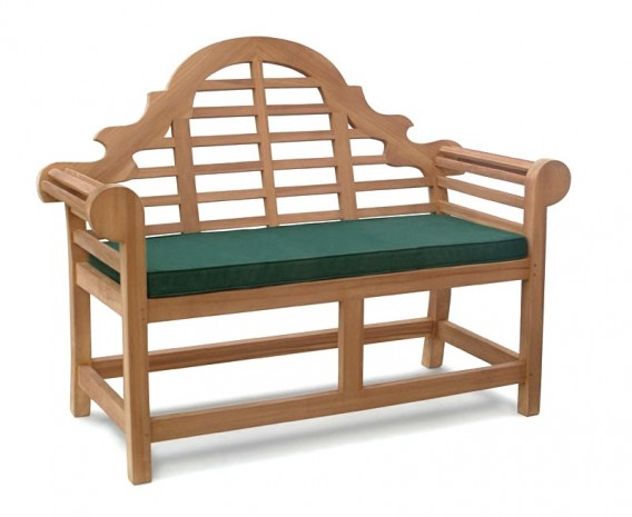 Lutyens Bench Cushion Small Lindsey Teak