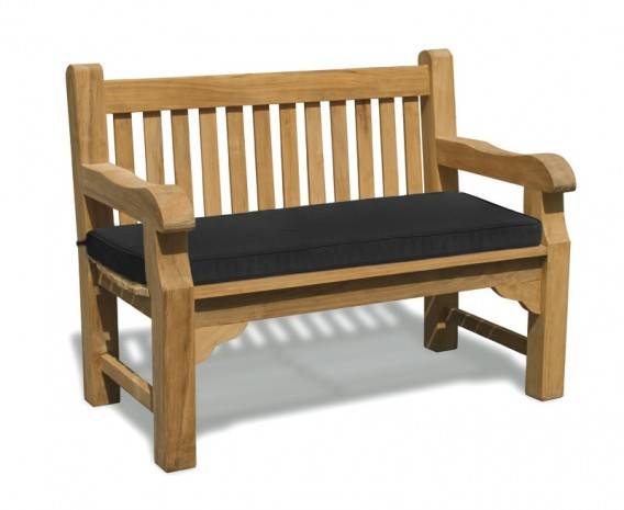 Outdoor Bench Cushion 4ft Lindsey Teak
