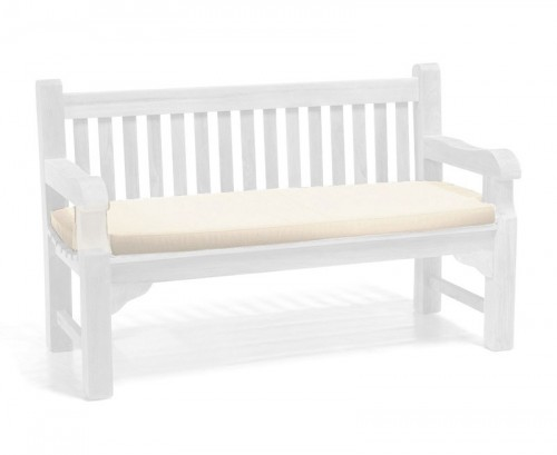 Natural 3-Seater Outdoor Cushion