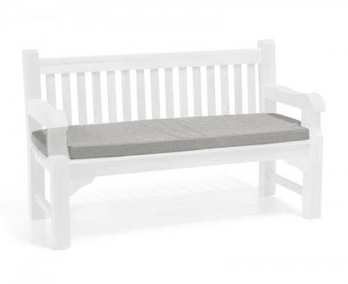 Grey Marl 3-Seater Outdoor Cushion