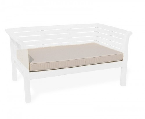 Taupe 1.28m Outdoor Daybed Cushion