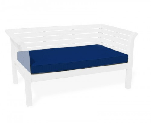Navy Blue 1.28m Outdoor Daybed Cushion
