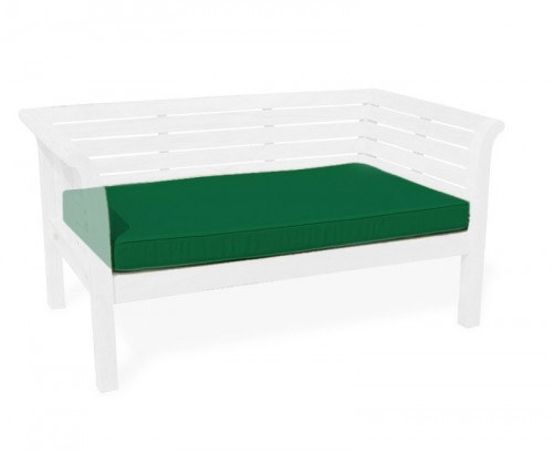 Forest Green 1.28m Outdoor Daybed Cushion