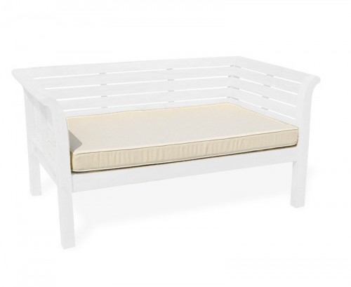 Natural 1.28m Outdoor Daybed Cushion