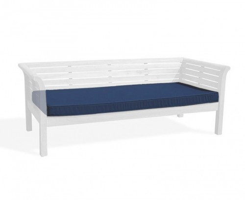 Navy Blue 2m Outdoor Daybed Cushion