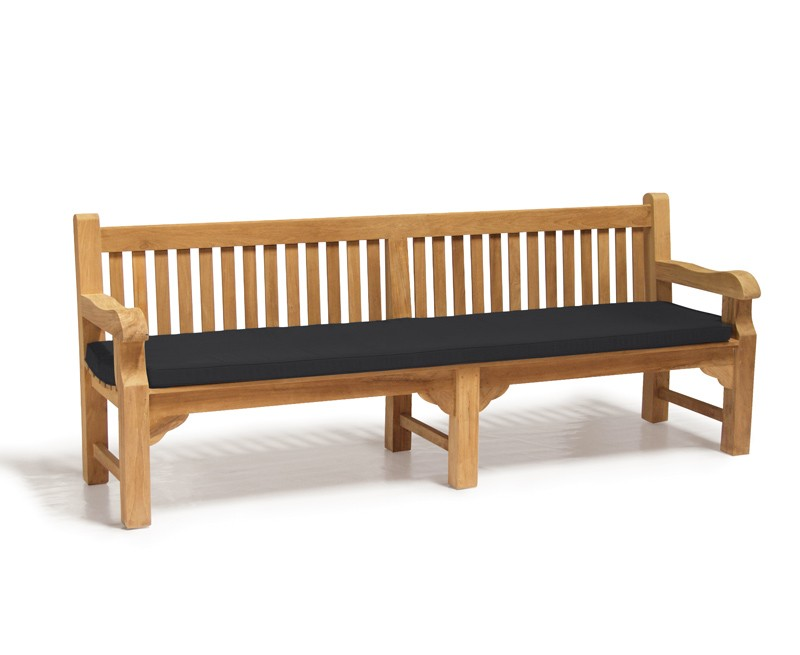 Outdoor Large Bench Cushion 2 4m Lindsey Teak