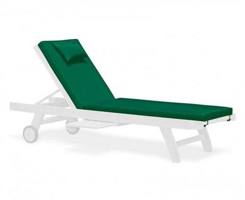 Forest Green Sun Lounger Cushion