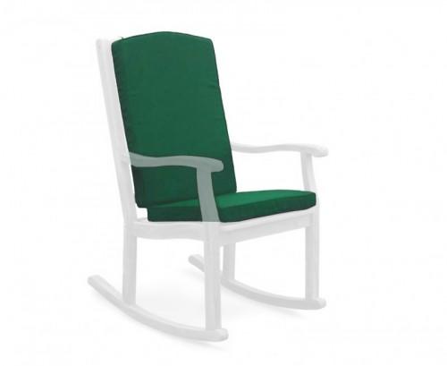 Forest Green Rocking Chair Cushion