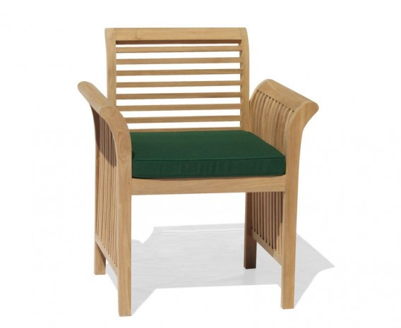 Aero Round Garden Table And 6 Chairs Set Lindsey Teak