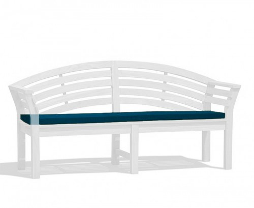 Navy Blue Salisbury Bench Cushion