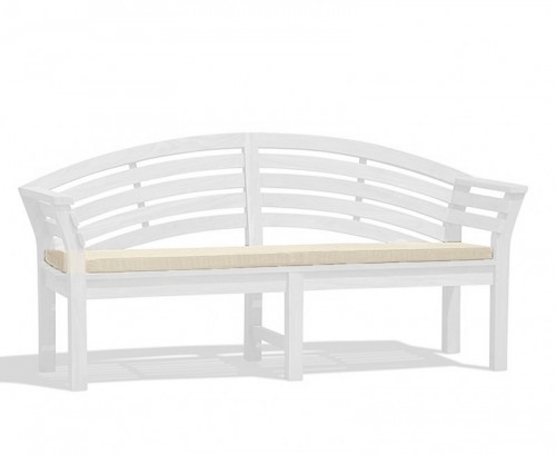 Natural Salisbury Bench Cushion