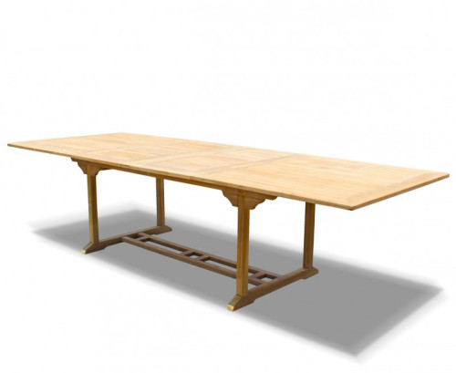 Extending garden tables - Square to rectangle dining table ...