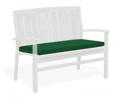 Forest Green Bali Bench Cushion