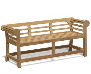 low-back-teak-lutyens-bench-165m