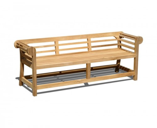 low-back-teak-lutyens-bench-195m