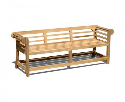 low-back-teak-lutyens-bench-195m