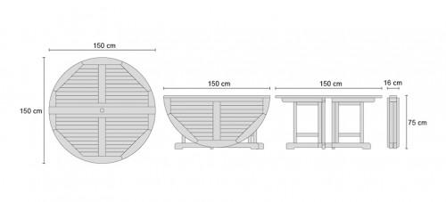 berrington tbl120_round-octagonal